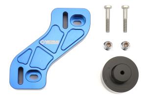 Verus Engineering Throttle Pedal Spacer Blue - Subaru WRX / STI 2015+