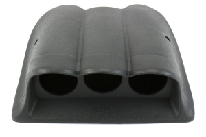 ATI Triple Meter Center Dash Pod (Part Number: CZ4-EZPOD-60)