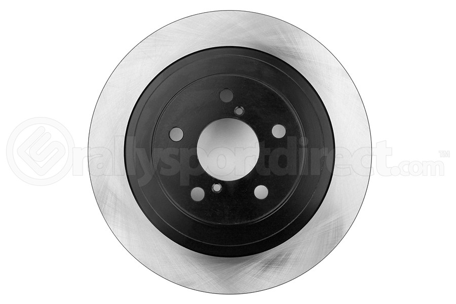 Centric Premium Brake Rotor Single Rear (Part Number:120.47017)