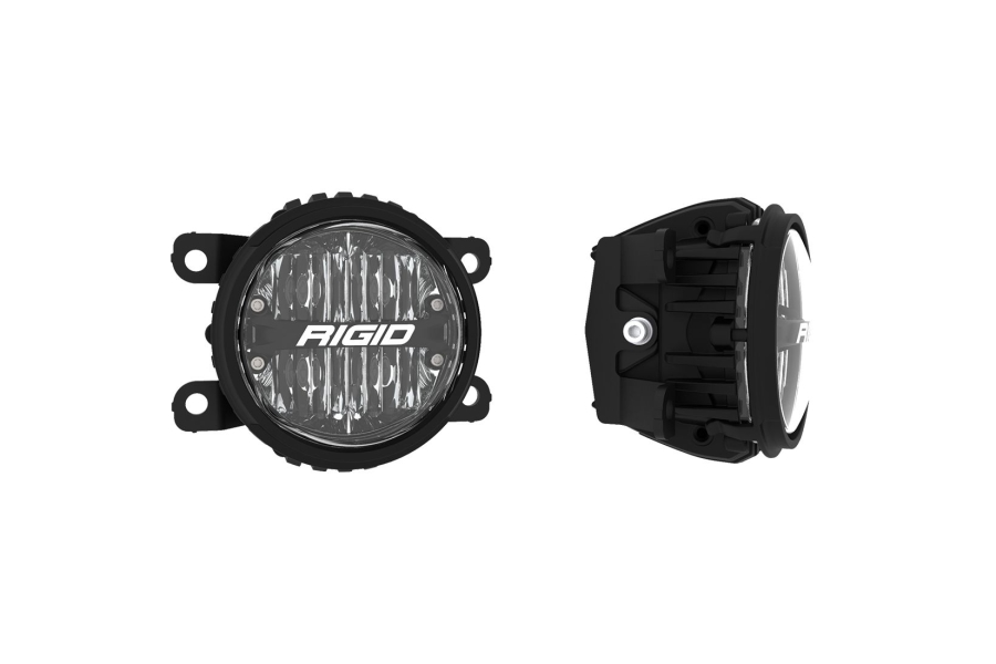 Rigid Industries Fog Light Kit (White Output) - Subaru Models (inc. BRZ 2013 - 2016)