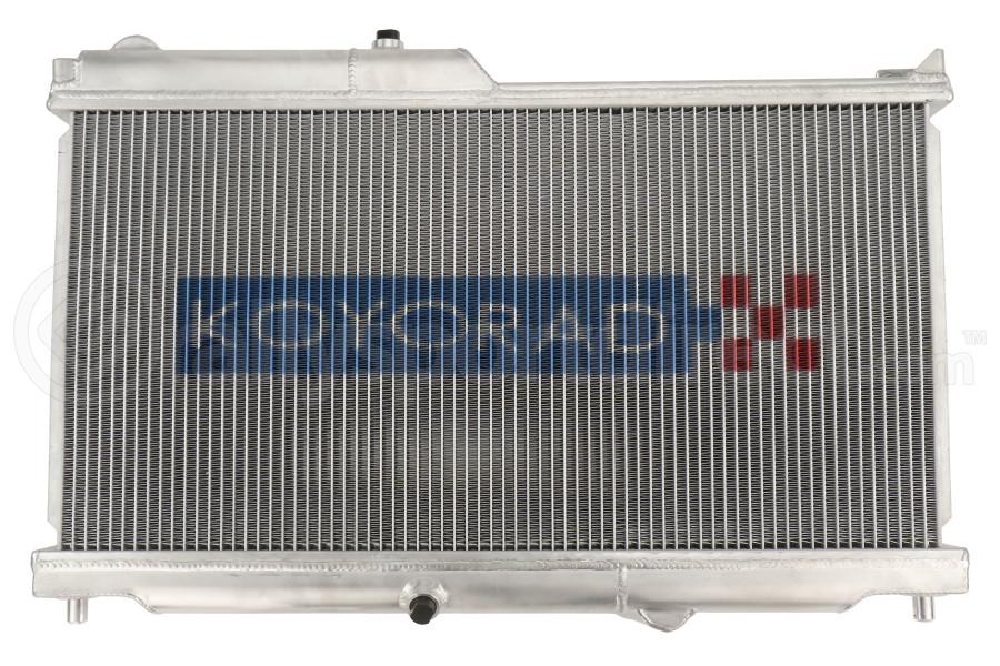 Koyo Aluminum Racing Radiator Manual Transmission N-FLO - Mazda RX-7 1993-1995