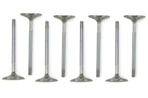 Manley Performance Race Flo Stainless Steel Intake Valves +1mm Oversized ( Part Number:MAN 11140-8)