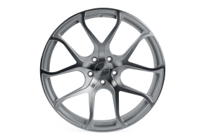 APR S01 20x9 +42 5x112 Silver w/ Machined Face - Universal