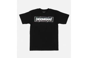 HOONIGAN DSC Censor Bar Short Sleeve Black Tee - Universal