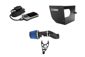 COBB Tuning Stage 1+ Power Package Black ( Part Number: 615X01PBK)