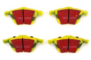 EBC Brakes Yellowstuff Street And Track Front Brake Pads - Mazdaspeed3 2007-2013
