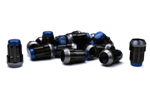STI Lug Nuts Blue - Universal