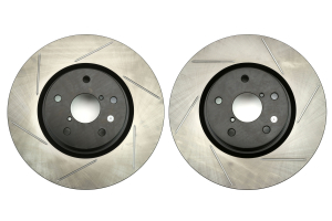 Stoptech Sport Slotted Front Rotor Pair (Part Number: )