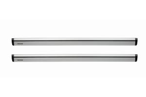 Yakima Small Jetstream Crossbar Pair Silver 50in - Universal