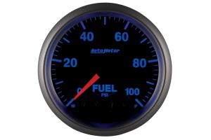 Autometer Elite Fuel Pressure Gauge 7 Color 52mm - Universal