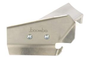 Boomba Racing Brake Cooling Deflectors Natural Finish - Ford Fiesta ST 2014+