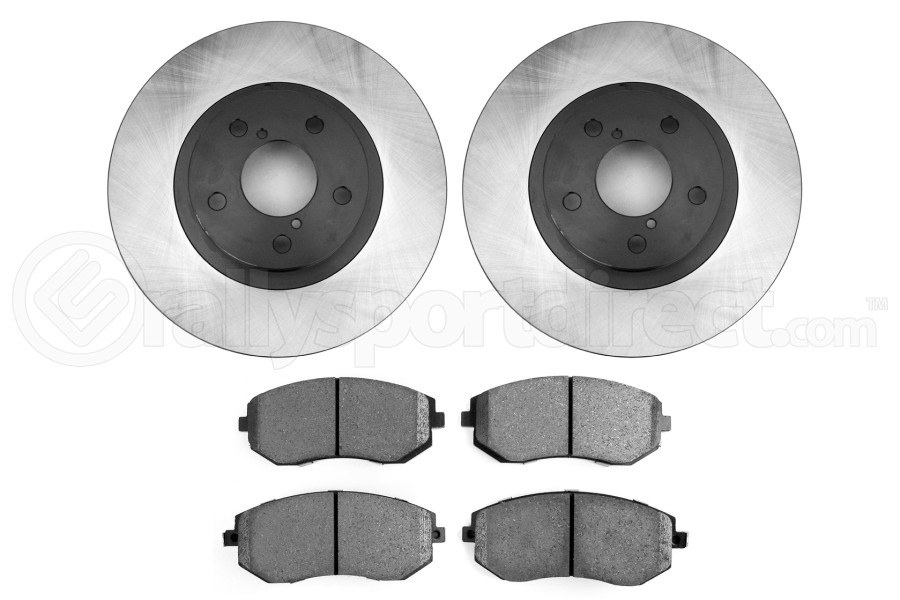 Stoptech Preferred Axle Pack Front (Part Number:909.47003)