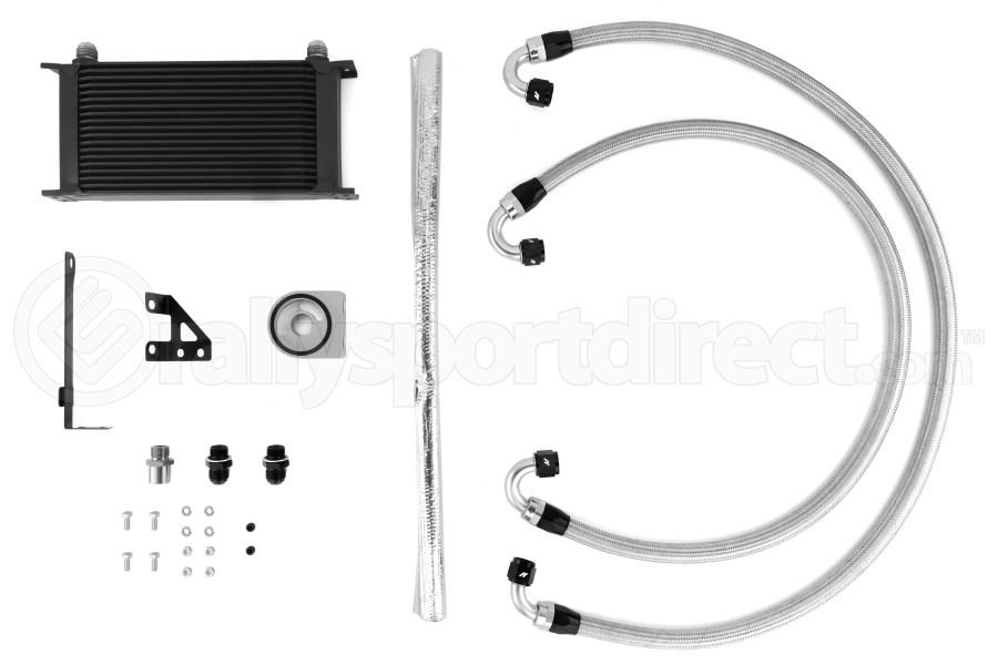 Mishimoto Oil Cooler Kit Black (Part Number:MMOC-STI-15BK)