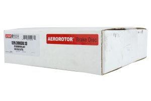 Stoptech Aerorotor 320x25 Pair Slotted Front (Part Number: )
