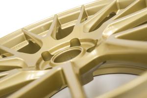 Enkei TM7 18x9.5 +38 5x114.3 Gold - Universal
