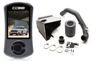 COBB Tuning Stage 1+ Power Package - Ford Mustang EcoBoost 2015-2017
