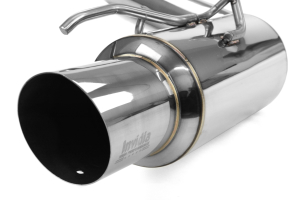 Invidia Racing Series Cat Back Exhaust (Part Number: )
