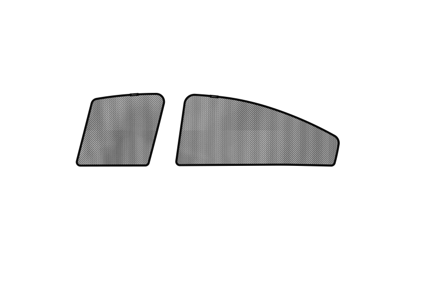 3D MAXpider Soltec Sunshade Side Windows - Subaru Legacy 2015-2018