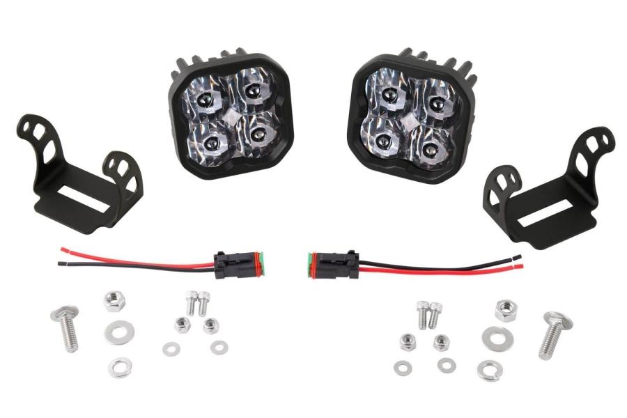 Diode Dynamics SS3 Pod Max Driving Light Kit White - Universal