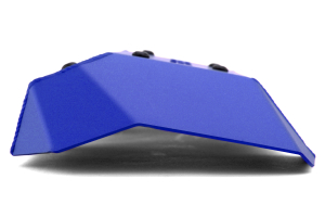 Nameless Performance Engine Cover Kit Anodized Blue (Part Number: )