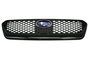 STI JDM Front Grill (Part Number: )