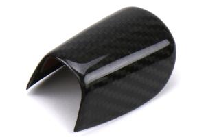 OLM LE Dry Carbon Fiber CVT Shift Knob Trim Cover - Subaru CVT Models (Inc. WRX 2015 - 2020 / Forester 2014 - 2018)