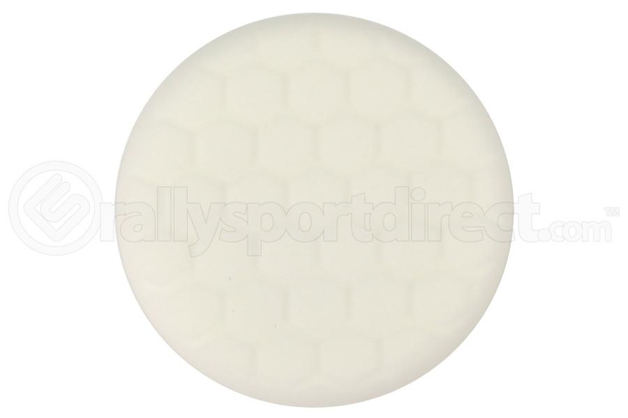 Chemical Guys Hex-Logic Medium-Light Polishing Pad White 5.5 Inch  - Universal