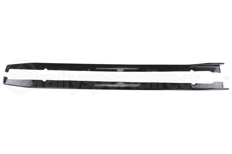 OLM DM Style Carbon Fiber Side Skirts - Subaru WRX / STI 2015 - 2020