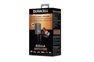 Duracell 800mAh Battery Charger/Maintainer - Universal