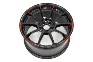 Volk Time Attack ZE40 18x9.5 +42 5x100 Black / Red - Universal