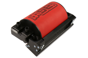 IAG Competition Series Air Oil Separator Red (Part Number: )