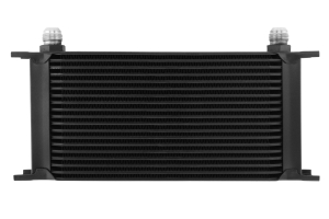 Mishimoto Oil Cooler Kit Black Thermostatic (Part Number: )