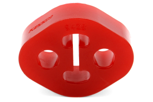 PERRIN 15MM Exhaust Hanger Standard Length Red (Part Number: )