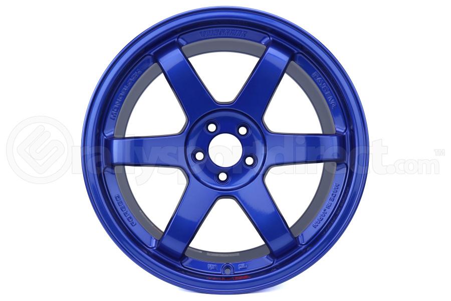 Volk TE37SL 18x10 +40 5x114.3 Hyper Blue - Universal
