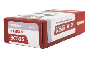 Yakima 105 Baseclips - Universal