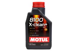 Motul 8100 X-CLEAN+ 5W30 Engine Oil 1L - Universal