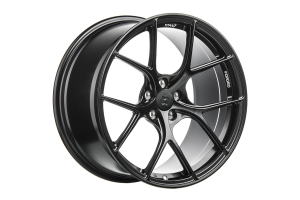 Titan 7 T-S5 18x9.5 +22 5x120 Machine Black - Universal