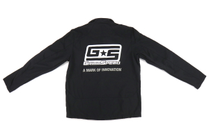 GrimmSpeed Soft Shell Jacket Black - Universal