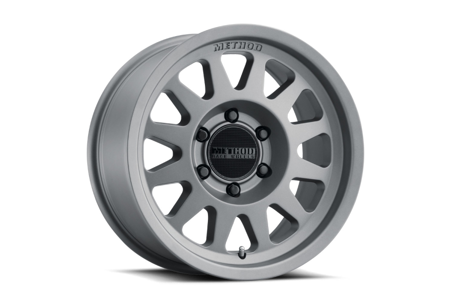 Method Race Wheels MR704 15x7 +15 5x100 Matte Titanium - Universal
