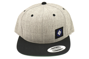 RallySport Direct Square Woven Label Patch Hat - Universal