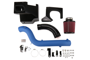 Mishimoto Performance Air Intake Wrinkle Nitrous Blue - Ford Focus RS 2016+