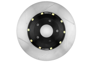 Stoptech 2-Piece Aerorotor and Hat 324x30 Slotted Right Front ( Part Number: 129.42076.14)