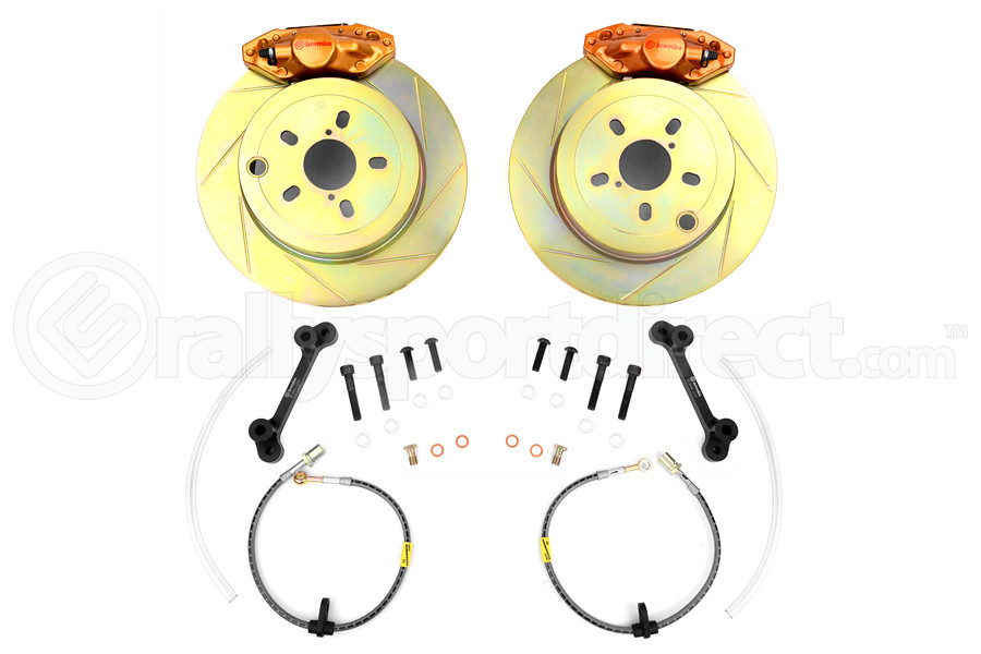 Brembo OE Gold Rear Brake Kit (Part Number:2E5.5002A4)