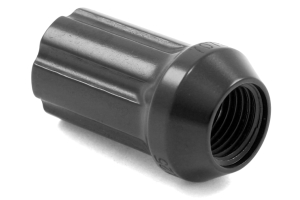 SSR GT Forged Aluminum Lug Nut Set Black M12x1.25 (Part Number: )
