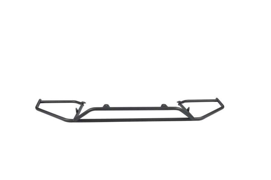 LP Aventure Big Bumper Guard - Black Finish  - Subaru Outback 2010-2014