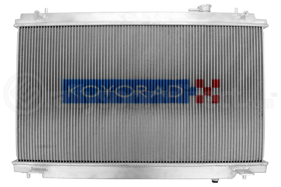 Koyo Aluminum Racing Radiator Manual Transmission ( Part Number:KOY HH021568)