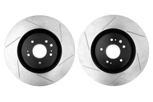Powerslot Slotted Front Rotor Pair ( Part Number: 126.46076S-GRP)
