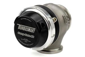 Turbosmart Comp-Gate40 Wastegate 5 PSI Black (Part Number: )