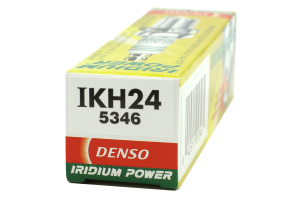 Denso Iridium Power Plug Two Step Colder IKH24 ( Part Number:DEN 5346-IKH24)