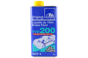 ATE Type200 Brake Fluid DOT 4 1L ( Part Number:ATE 106256)